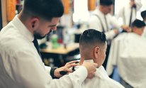 Stache House Barbershop: Haircut