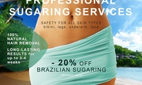 Savva Skin Therapy: Sugaring