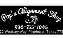 Pop's Alignment Shop LLC: Wheel Alignment