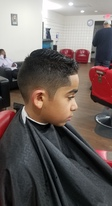 Plus barbershop: Conditioning Treatment