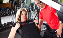 Noccalula Ladies Fitness Center: Personal Training