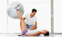 Natural Flair Spa: Personal Training
