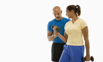 Total Fitness At Rmc: Personal Training