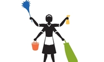 A Super Maid: House Cleaning