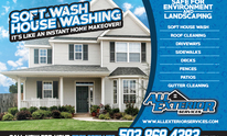All Exterior Services: Pressure Washing