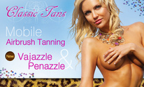 Classic Mobile Airbrush Tanning Dallas: Tanning
