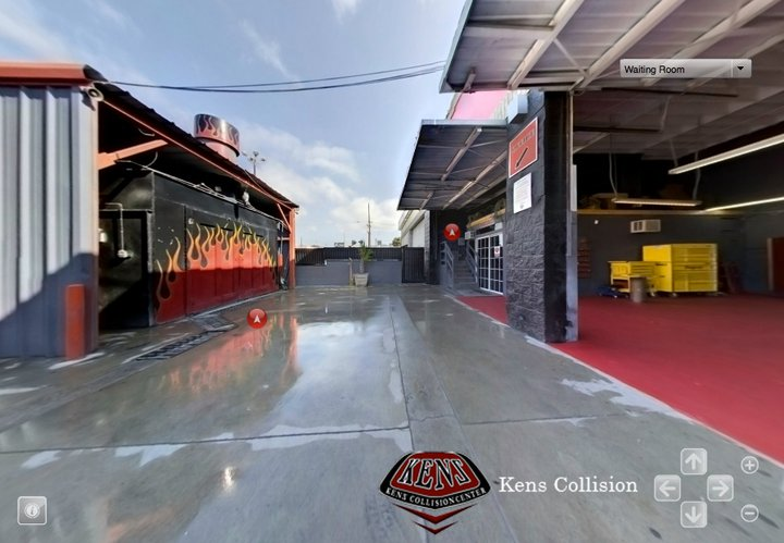 Ken 39 s collision center hollywood ca auto detailing for South motors collision center miami fl