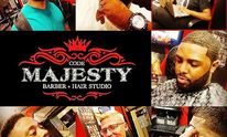 Majesty Barber & Hair Studio: Haircut
