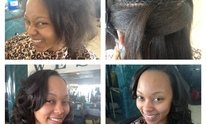 Hair By Anointed Hands At Sola Salon: Hair Extensions