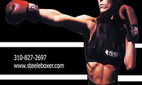 Steele Boxer: Nutritional Counseling