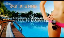 Spray Tan California, Orange County: Tanning