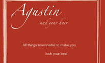Agustin's Hair: Haircut