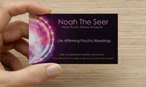 Noah The Seer, Master Spirit Psychic Medium: Life Coaching