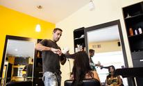 Dedi At Seanara Mode: Haircut