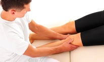 Two Hands Massage Therapy: Physical Therapy