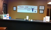 The Finish Line Therapy Center: Massage Therapy