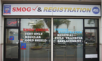 Smog & Registration: Smog Check