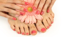 Dr. Monica Behavioral Wellness and Birth Arts Associates: Mani Pedi