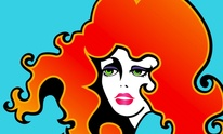 Madelaine Kleid: Hair Coloring