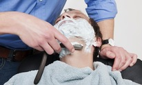 Broadway Barber Shop: Hot Shave