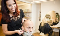 Headstart Hair Care Salons: Hot Shave