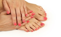 Exquisite Hair and Nail Salon Llc: Mani Pedi