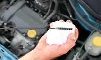 Packs Truck & Auto Serv: Oil Change