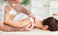 Louis Valencia: Chiropractic Treatment