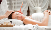 Mind and Body Wellness Spa: Ear Candling
