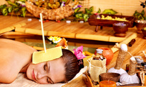 Facial Effects: Ear Candling