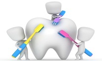 Mobile Dental Design Inc: Dental Exam & Cleaning