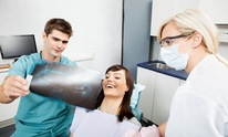 Pierce Robert E DDS: Dental Exam & Cleaning