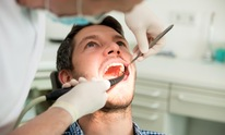 Osborn James L DDS: Dental Exam & Cleaning