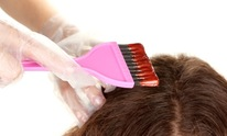 Headstart Hair Care: Hair Coloring