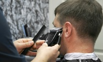 Platinum Razor Cutt: Haircut