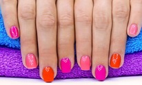 Shellac Nails Spa: Manicure