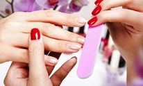 Allure Laser & Medical Spa: Manicure