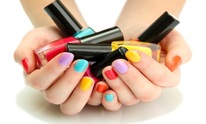 New Image Salon: Manicure