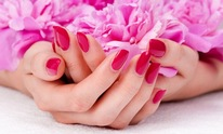 French Door Day Spa the: Manicure
