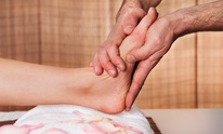 Bliss Salon & Day Spa: Massage Therapy