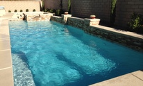 Clear Blue Pool Service: Pool Cleaning