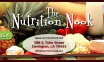 The Nutrition Nook: Nutritional Counseling