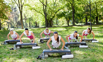 Firm Body Bootcamp: Boot Camp