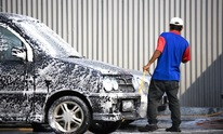 Dents Unlimited & Cox Collision: Car Wash
