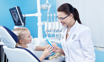 Oral & Maxillofacial Surgery: Dental Exam & Cleaning