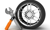 AAMCO Transmissions & Total Car Care: Flat Tire Repair