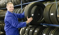 Delta World Tire: Flat Tire Repair
