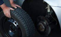 J & S Garage: Flat Tire Repair
