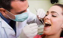 Same Day Dentures: Dental Exam & Cleaning