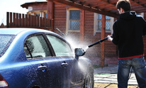 Mr B's Auto Detail Center: Car Wash